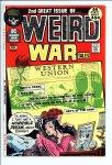 Weird War Tales #2 F/VF (7.0)