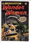 Wonder Woman #64 VG- (3.5)