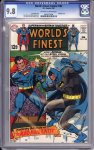 World's Finest #182 CGC 9.8