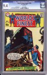 World's Finest #196 CGC 9.4
