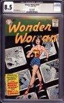 Wonder Woman #103 (Nova Scotia) CGC 8.5