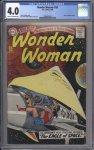 Wonder Woman #105 CGC 4.0