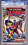 X-Men #124 CGC 9.6