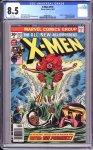 X-Men #101 CGC 8.5
