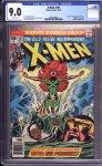 X-Men #101 CGC 9.0