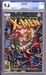 X-Men #105 CGC 9.6