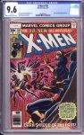 X-Men #106 CGC 9.6