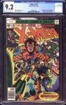 X-Men #107 CGC 9.2
