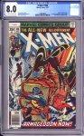 X-Men #108 CGC 8.0