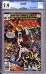 X-Men #109 CGC 9.4