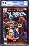 X-Men #112 CGC 9.4