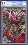 X-Men #129 CGC 8.0