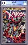 X-Men #129 CGC 9.4