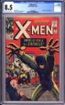 X-Men #14 CGC 8.5