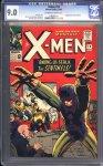 X-Men #14 CGC 9.0