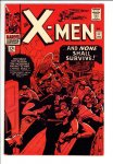 X-Men #17 VF+ (8.5)