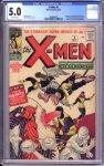 X-Men #1 CGC 5.0