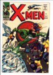 X-Men #21 VF/NM (9.0)