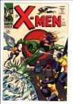 X-Men #21 VF/NM (9.0)