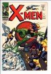X-Men #21 NM- (9.2)