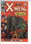 X-Men #22 VF+ (8.5)