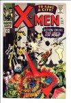 X-Men #23 NM- (9.2)