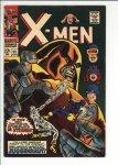 X-Men #33 VF- (7.5)
