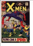 X-Men #35 VF+ (8.5)