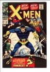X-Men #39 F/VF (7.0)