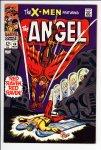 X-Men #44 VF/NM (9.0)