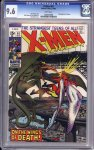 X-Men #61 CGC 9.6