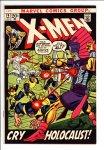 X-Men #74 F+ (6.5)