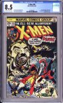 X-Men #94 CGC 8.5