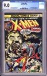 X-Men #94 CGC 9.0