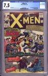 X-Men #9 CGC 7.5