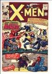 X-Men #9 VG/F (5.0)
