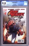 Young Avengers #1 (Director's Cut edition) CGC 9.8